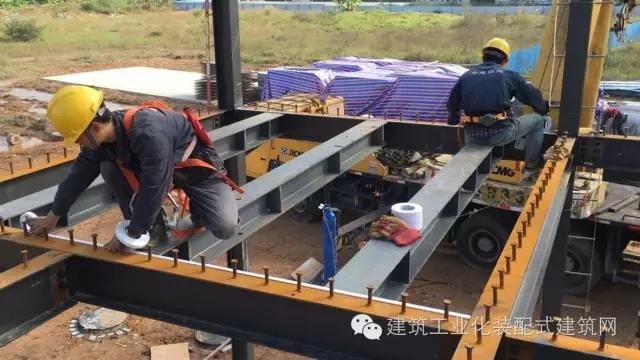 住宅钢结构围护体系的工程应用