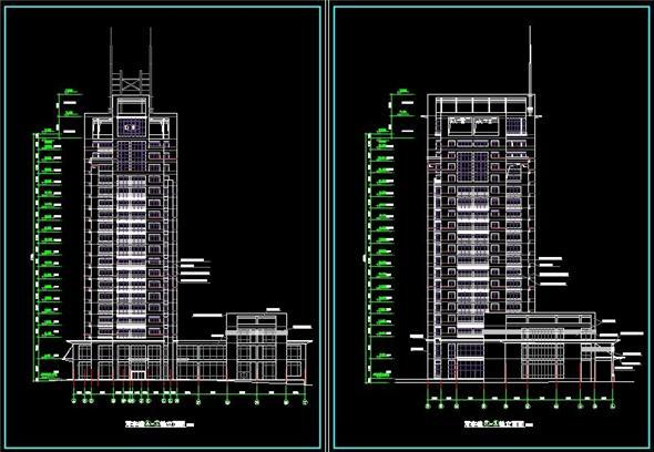 高层钢结构设计有哪些你不知道的特点