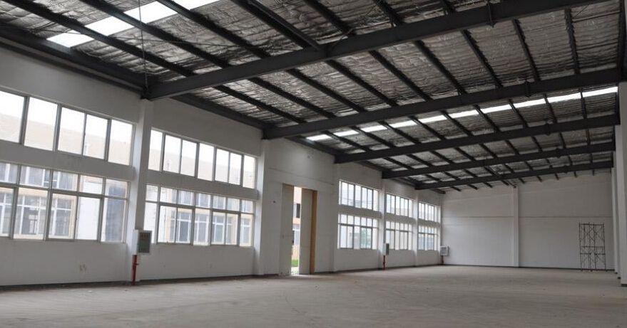 分析单层钢结构工业厂房的组成